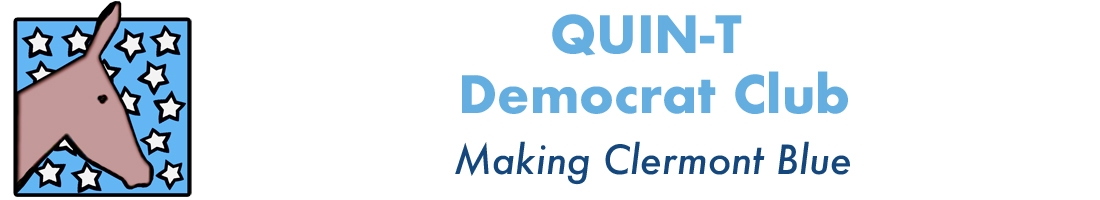 Quin-T Democrat Club Logo
